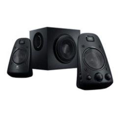 Logitech Lautsprecher Speaker System Z623 / THXA®-zertifiziertes 2.1-System mit 200 Watt RMS Gesamtleistung