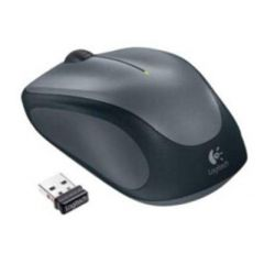 Logitech Maus Wireless Mouse M235 / Drahtlos / optisch / Nano-Empfänger / 2,4-GHz-Technologie