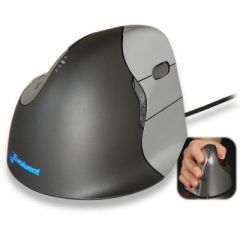Maus Evoluent VerticalMouse 4, USB (VM4R) für Rechtshänder