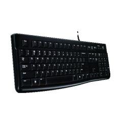 Logitech Tastatur K120 / USB