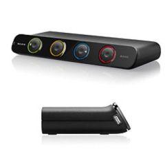 Belkin SoHo 4-Port KVM Umschalter, USB, DVI, inkl. 1.8 Meter Kabel