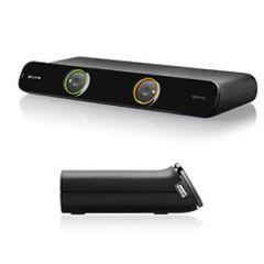 Belkin SoHo 2-Port KVM Umschalter, USB, VGA, inkl. 1.8 Meter Kabel