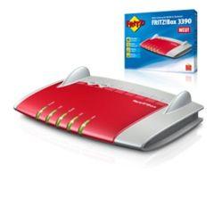 ADSL AVM Fritz!Box WLAN 3390 - Modem/Router/Switch/AP