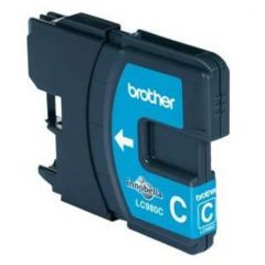 Tinte Brother LC-980C cyan