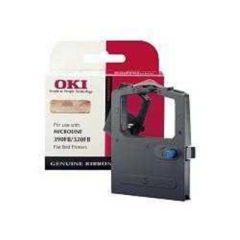 Tinte OKI 9002303 Farbband schwarz