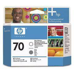 HP 70 Druckkopf grau + Glanzverbesserer Designjet Z3100
