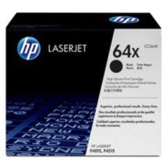 HP 64X Toner schwarz CC364XC - hohe Kapazität