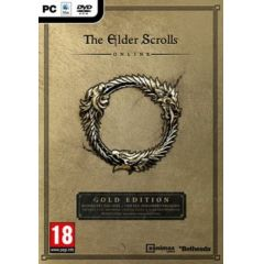 The Elder Scrolls Online Gold Edition - Import (AT)