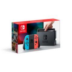 Nintendo Switch Konsole - Neon-Rot / Neon-Blau