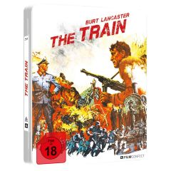 The Train (Steel Edition) [Limitierte Edition]