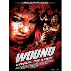 Wound - Beware the Beast - Uncut [Limitierte Edition] (+ DVD) - Mediabook
