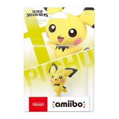 amiibo Figur Super Smash Bros. Pichu