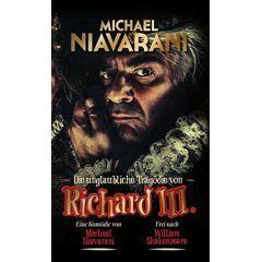 Die unglaubliche Tragödie von Richard III. [2 DVDs] (+ Bonus-DVD) (+ Buch)