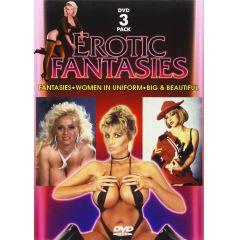 Erotic Fantasies [3 DVDs]