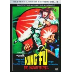 Kung Fu - Die Karateteufel - Eastern Limited Edition Vol.6