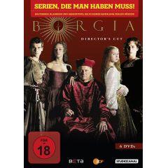 Borgia - Staffel 1 [Director´s Cut] [6 DVDs]