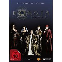 Borgia - Staffel 2 [Director´s Cut] [4 DVDs]