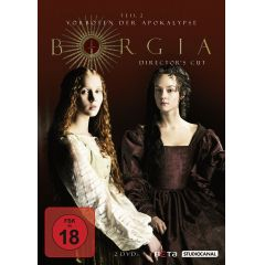 Borgia - Teil 2 [Director´s Cut] [2 DVDs]
