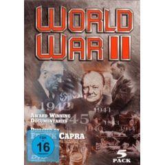 World War II [5 DVDs]
