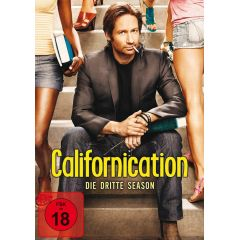 Californication - Season 3 [2 DVDs]