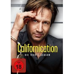 Californication - Season 4 [2 DVDs]