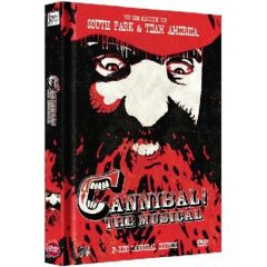 Cannibal! - The Musical- Remastered/Cannibal Edition [2 DVDs] - Mediabook