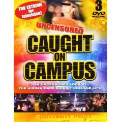 Caught on Campus [3 DVDs]