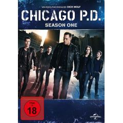 Chicago P.D. - Season 1 [4 DVDs]