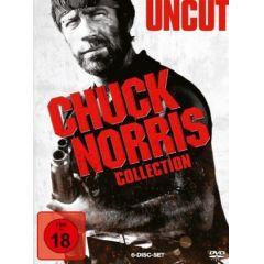 Chuck Norris - Box - Uncut [6 DVDs]