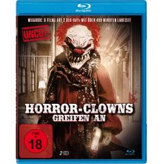 Horror-Clowns greifen an (Box-Edition mit 6 Filmen) [2 BRs]