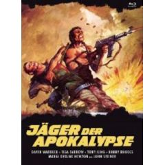 Jäger der Apokalypse - Uncut / Limitiert auf 333 Stück - Mediabook Cover C (+ DVD)