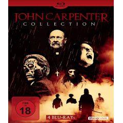John Carpenter Collection [4 BRs]