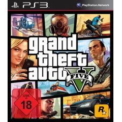 Take 2 Grand Theft Auto 5 (GTA5)