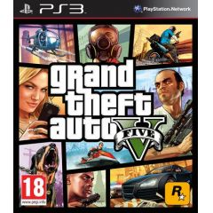 GTA 5 PS-3 (AT)