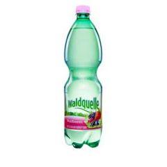 Waldquelle Mineralwasser Waldbeeren 1l