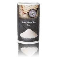 Totes Meer Salz fein gemahlen 200 g