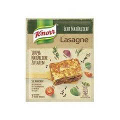 Knorr Basis Echt Natürlich Pasta Asciutta 43g