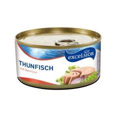 Excelsior Thunfisch mit Gemüse 185g
