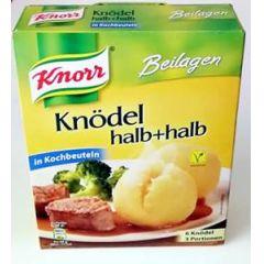 Knorr Knödel halb+halb in Kochbeuteln 200g