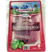 Arlberger Tiroler Speck g.g.A. Schinkenspeck 150g
