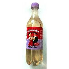 Almdudler Limonade Holunder 0,5 ltr.