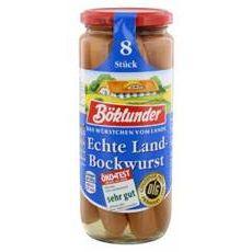 Böklunder Echte Land-Bockwurst 8 x 45 g