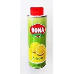 BONA - feinstes Pflanzenöl  mit Zitronenaroma 250 ml