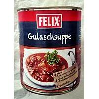 Felix Gulaschsuppe ohne Geschmacksverstärker 800g