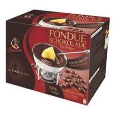 Sarotti Fondue Schokolade Zartbitter 600 g
