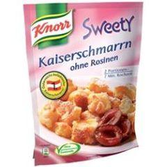 Knorr Sweety Kaiserschmarrn ohne Rosinen