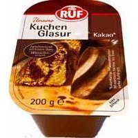 RUF Kuchenglasur Kakao 200g