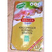 Berger knuspriger Kümmelbraten 100g