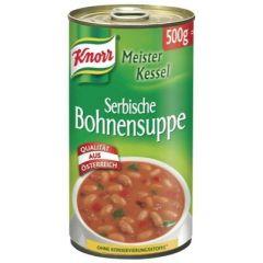 Knorr Meisterkessel Serbische Bohnensuppe
