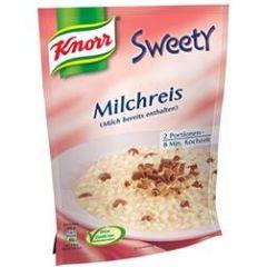 Knorr Sweety Milchreis österreichische Spezialität
